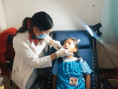 "Continua la ""Brigada Médica 2019"" en Oaxaca de Juárez."