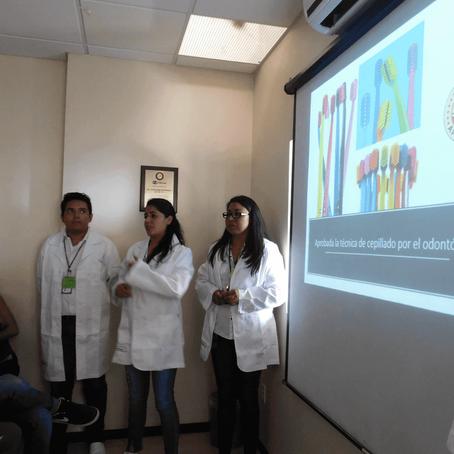 Más de 25 mil niños y niñas de Cosoleacaque fueron beneficiados en materia de salud bucodental.