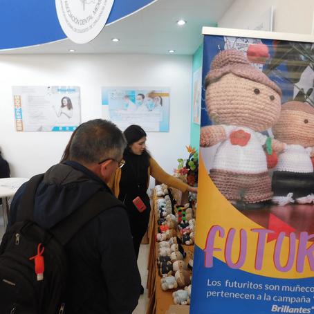 Los FUTURITOS estuvieron presentes en EXPO AMIC 2019