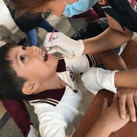 Dan inicio las actividades del programa DIF POR TU SONRISA, en Tuxtla Gutiérrez, Chiapas.