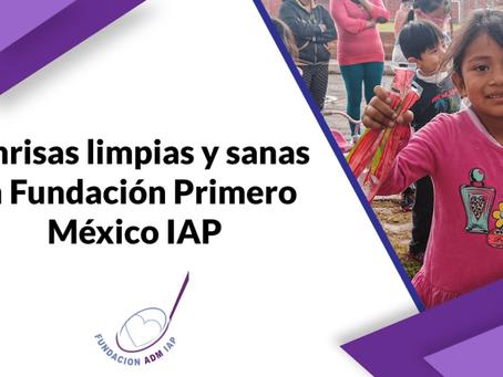 Fundación ADM, busca concienciar sobre la cultura bucal con donaciones de kits bucodentales (Toluca)