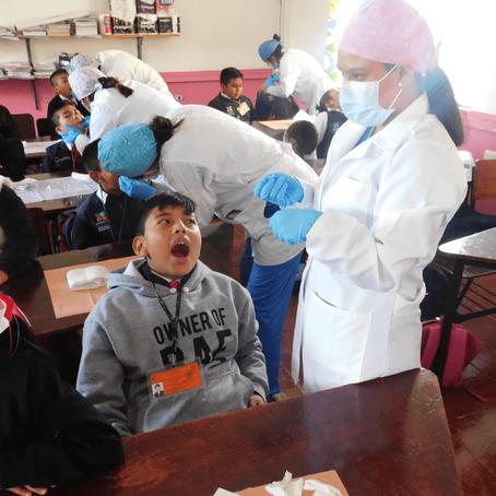 DIF Chignautla, se une a la lucha contra la caries dental (DIF Por tu sonrisa)
