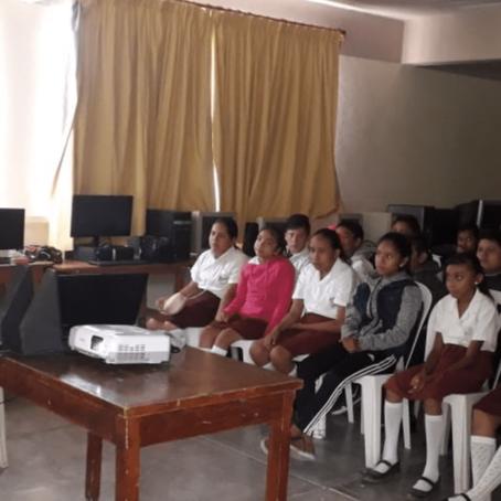 Programa piloto CEPIDI en escuelas primarias del municipio de Iguala de la Independencia.