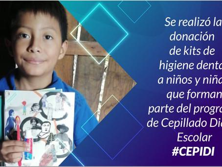 Regresa el Programa de Cepillado Diario en el estado de Guerrero (CEPIDI).