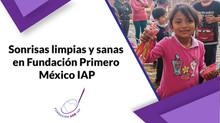 Fundación ADM, busca concienciar sobre la cultura bucal con donaciones de kits bucodentales (Toluca,