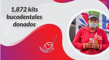 FUNDACIÓN, ADM HARÁ DONATIVOS PARA ENFRENTAR LA CARIES DENTAL INFANTIL.