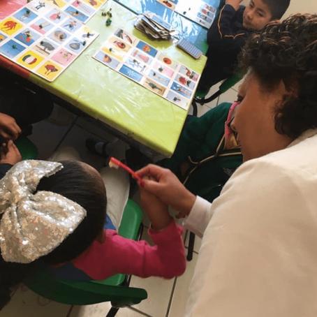 Da inicio el Programa de Salud Bucal del Preescolar (PSBP) en la comunidad de Xaltepec, Veracruz.
