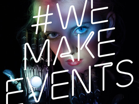 TAINTED LTD proud to support #WeMakeEvents