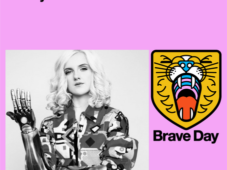 TODAY, I'M BRAVE KICKS OFF FIRST ANNUAL BRAVE DAY LIVE ON INSTAGRAM