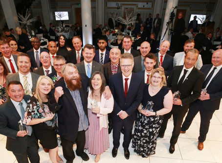 Vertu Masters Awards 2019 - A Massive success!