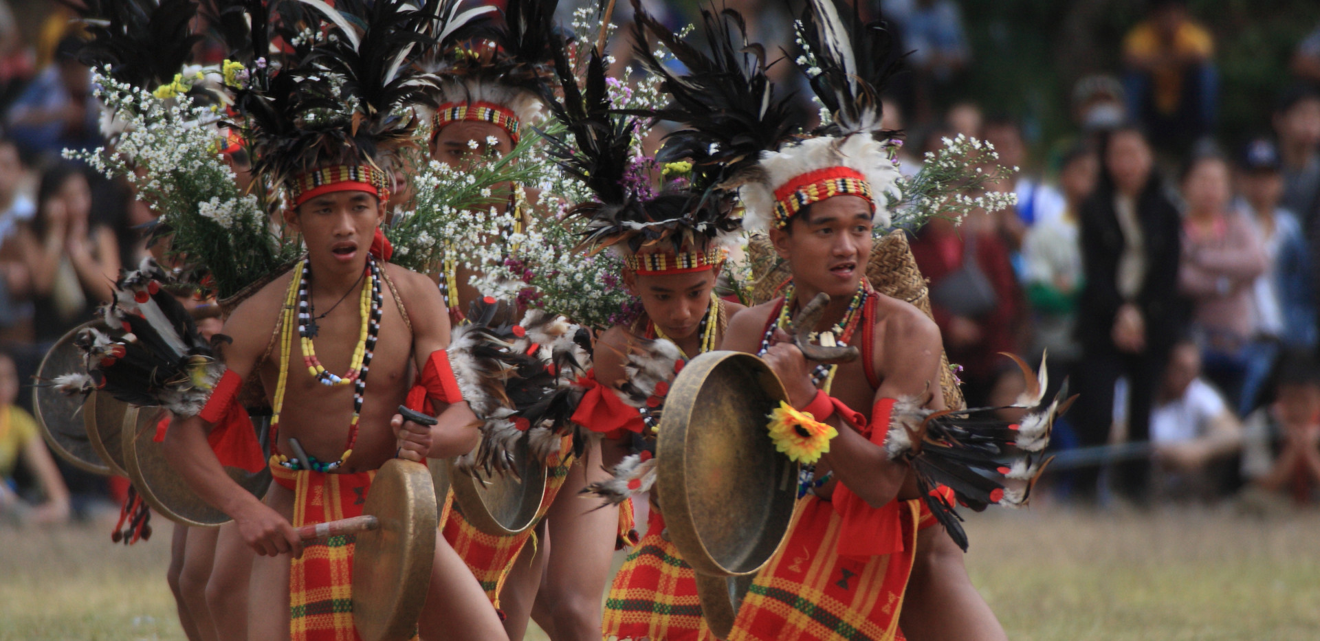 Ifugao Dancers, Banaue.JPG