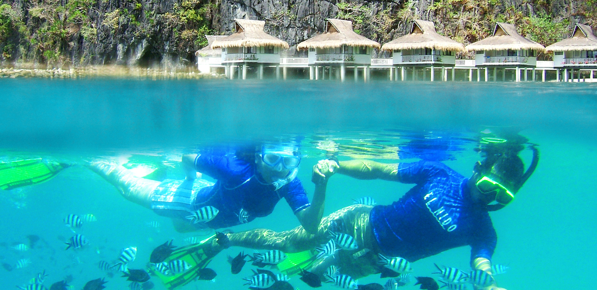 01. El Nido Resorts Activities - Snorkel