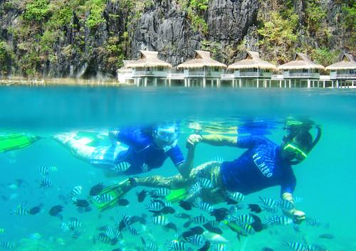 01. El Nido Resorts Activities - Snorkel