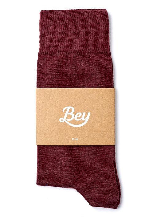 Bey Bordo Çorap
