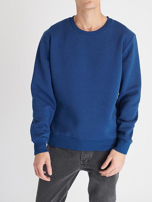 BEY Koyu Mavi Sweatshirt