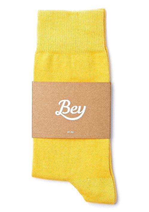 Bey Sarı Çorap