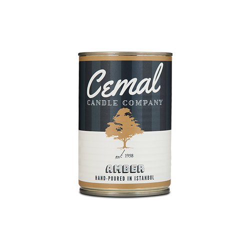 CEMAL CANDLE Amber