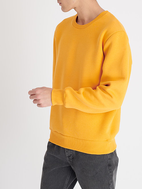 BEY Sarı Sweatshirt