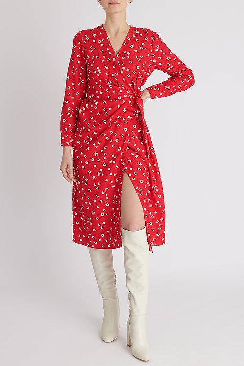 FREA Monica Kırmızı Elbise