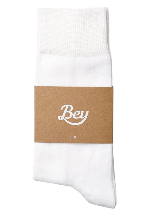 Bey Beyaz Çorap