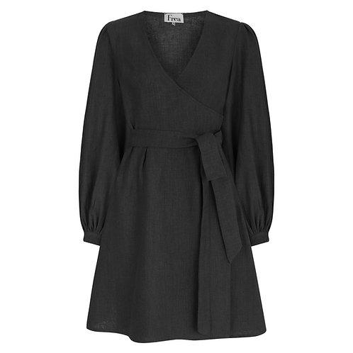 FREA Marcelia Siyah Elbise