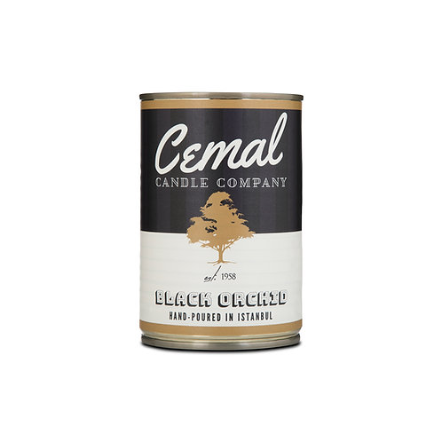 CEMAL CANDLE Black Orchid