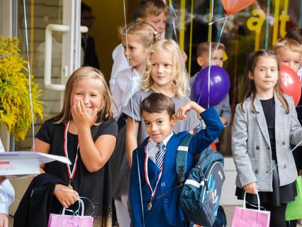 Школа начинается! Фоторепортаж