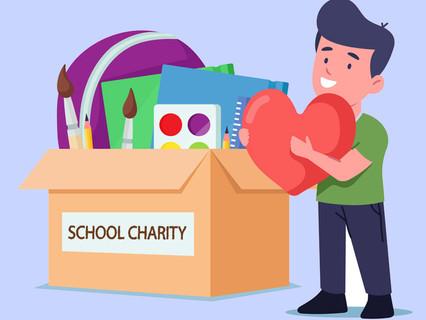 Благотворительность для детского дома IMANTA