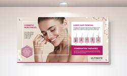 > Graphic design + marketing