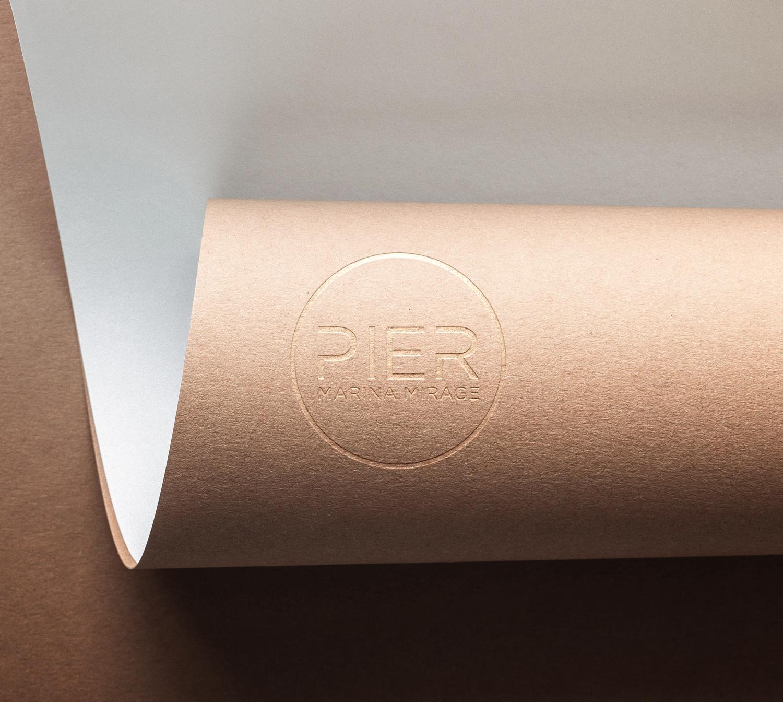 Pier-Logo