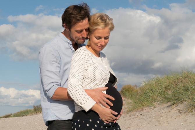 Förlossningsförberedelse för partnern