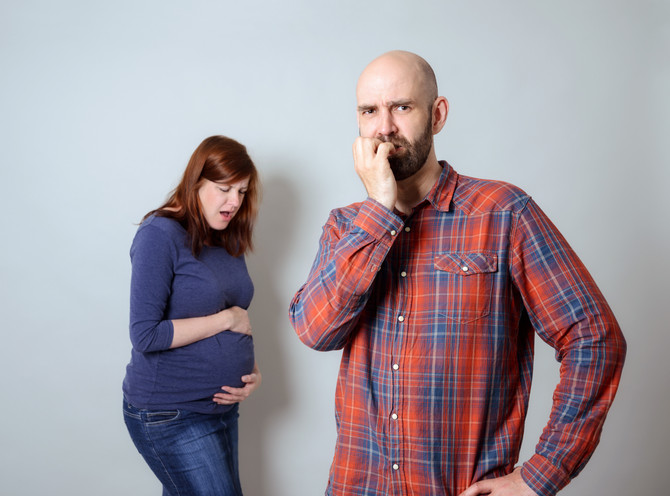 Förlossningsfasernas olika insatser