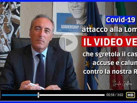 COVID-19 - ATTACCO ALLA LOMBARDIA