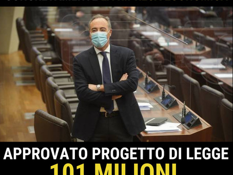 Regione Lombardia sostiene la ripresa economica