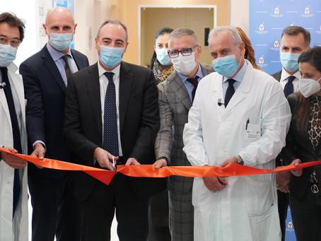 Inaugurazione Family Room Ospedale di Niguarda