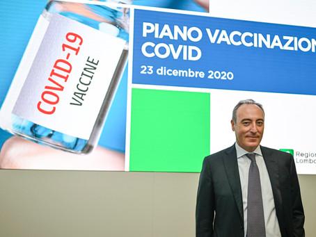 Presentazione Vaccine Day Lombardia