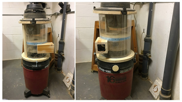 Gary's Dust Collector