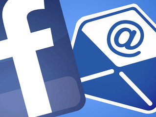 Email + Facebook = Duo gagnant $$