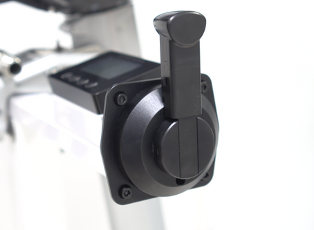 Side mount control offers more flexibility to configure the electric drive system on your boat