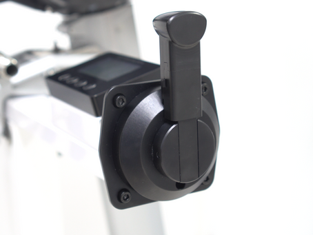 Electric Outboard Side Mount Control Offers More Flexibility
