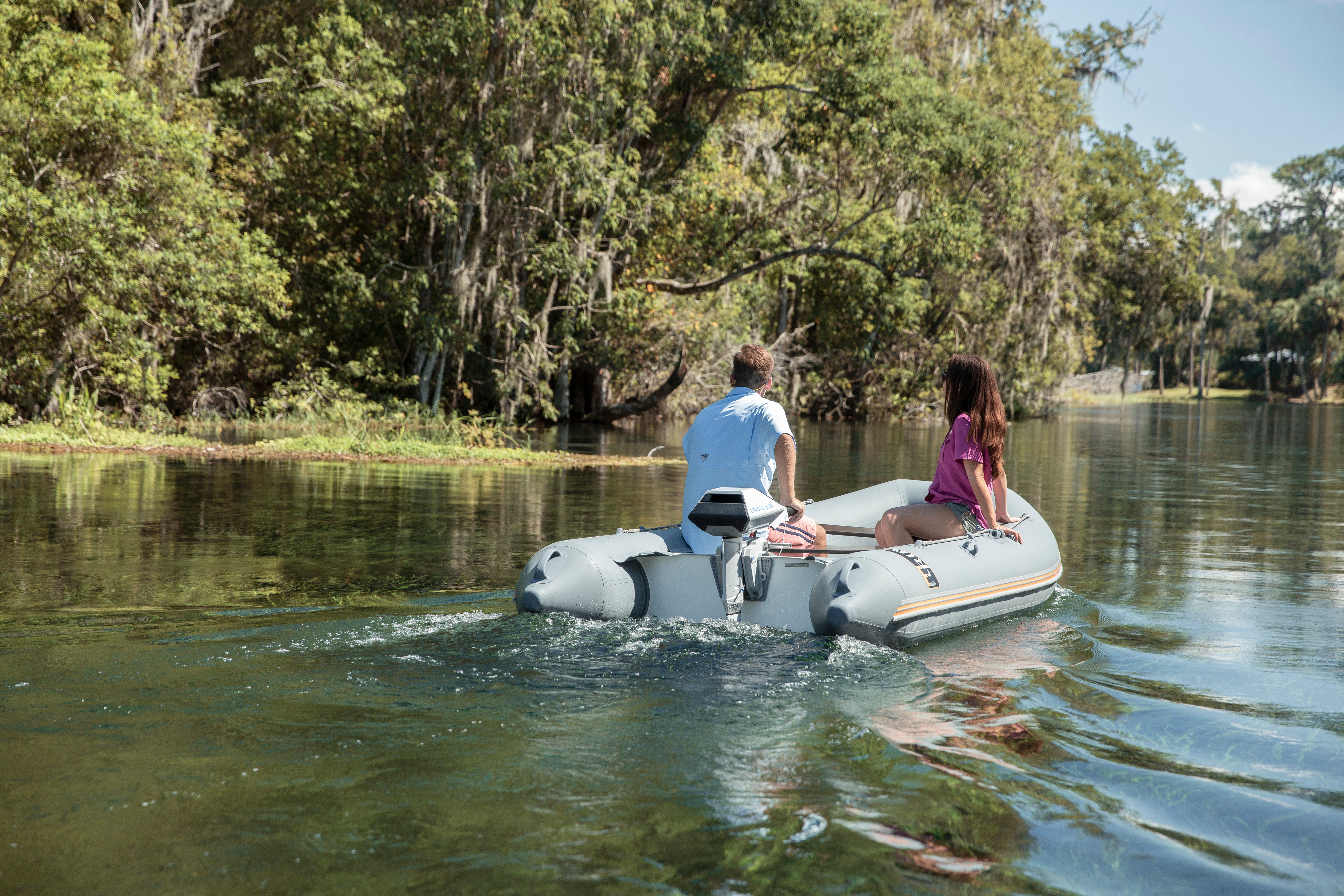 Navy 3 0 Electric Outboard Motor 6 HP | ePropulsion
