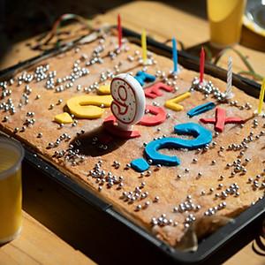 Felix Geburtstagsfeier mit FreundInnen 2019