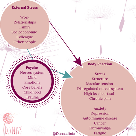 Stress, Sensory Input And Fascia