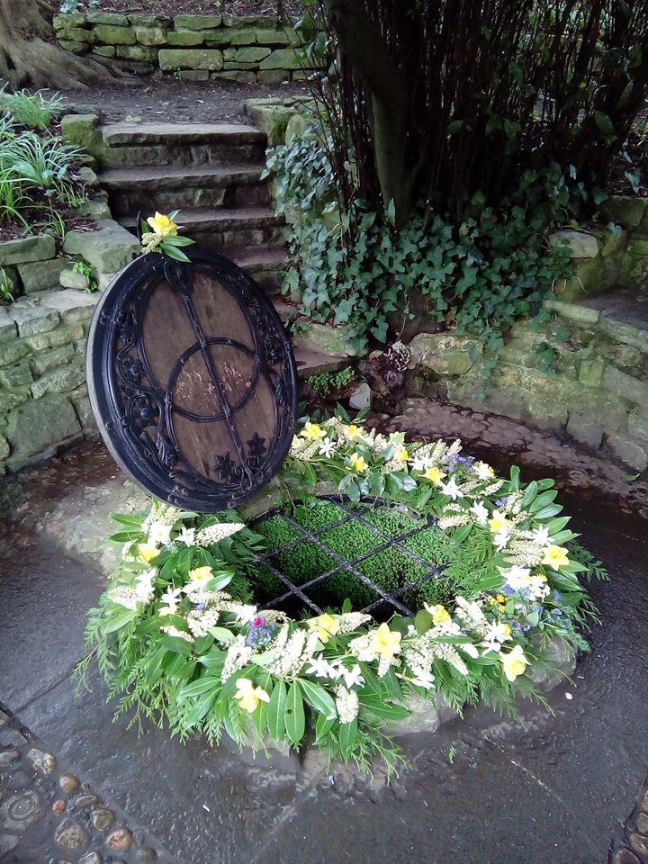 Chalice Well from FB