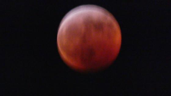 Blood Moon Jan. 2019