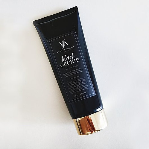 Hand & Body Lotion BLACK ORCHID, 200 ml