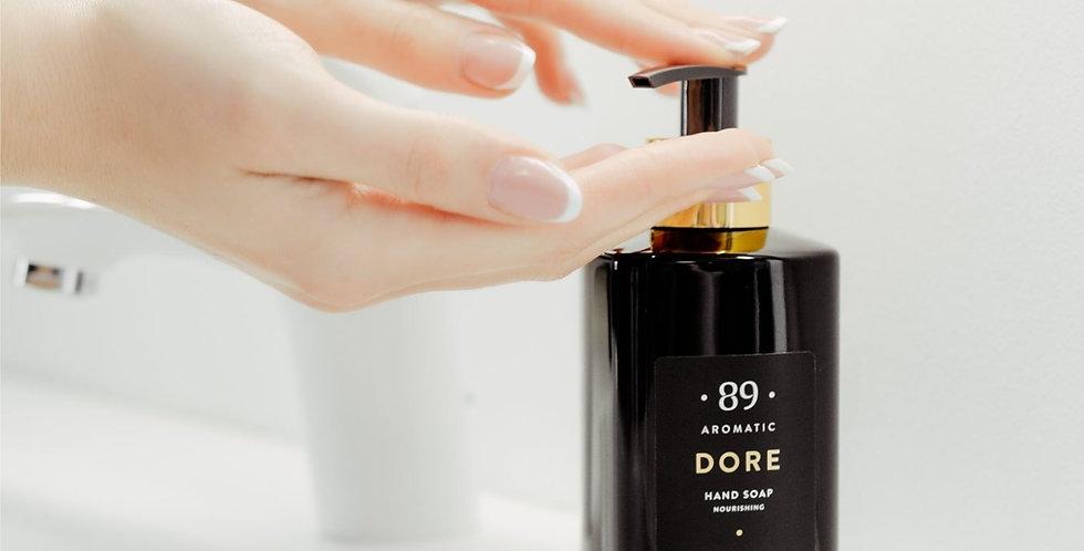 Perfumed moisturizing hand soap DORE