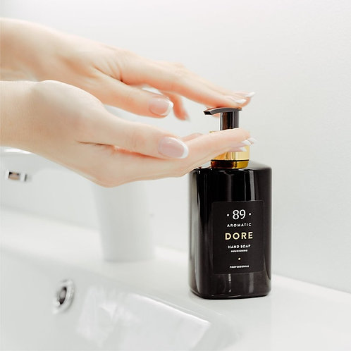 Parfymerad fuktgivande handtvål DORE