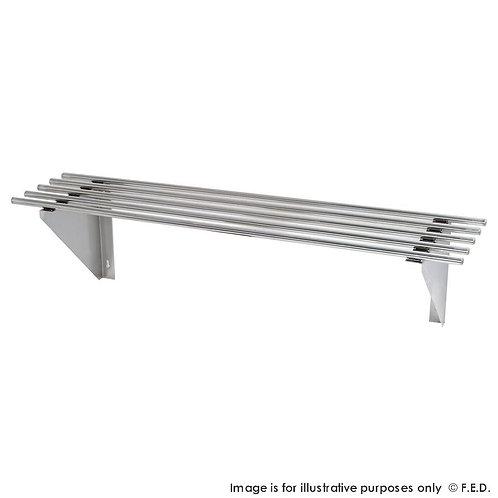 Stainless Steel Pipe Wallshelf