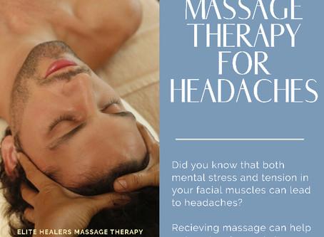 Headaches & Massage Therapy